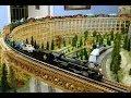 Bear Creek Railroad HO scale 8' x 11' L Shape Model Railroad