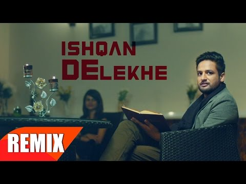 Ishqan De Lekhe (Remix) | Sajjan Adeeb Feat Laddi Gill | Priyanka Bhardwaj | Speed Records