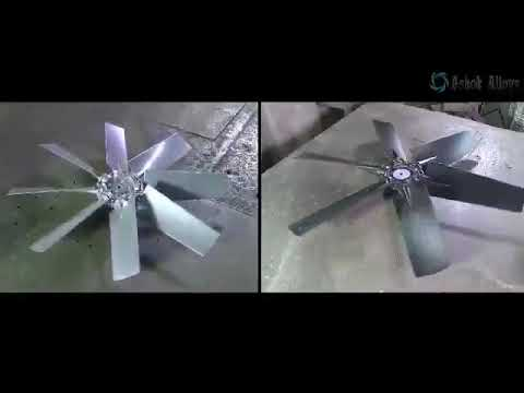 Industrial Fans and Ventilation Equipment Manufacturer