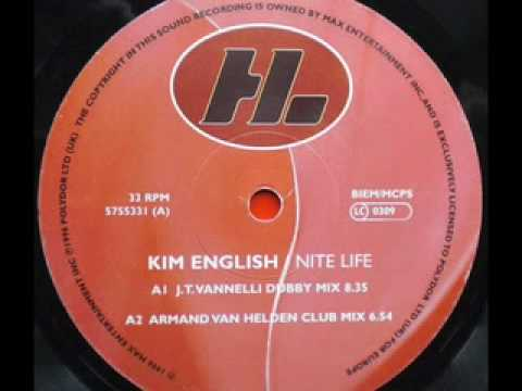 KIM ENGLISH - NITE LIFE - (Armand Van Helden Club Mix)