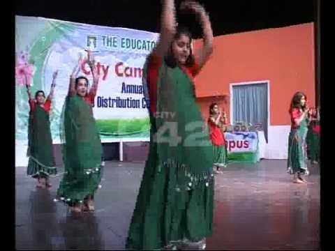 The Educators School City Campus 5th Annual Prize Distribution Ceremony Pkg By Aimen Tahir City42