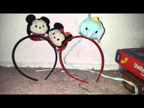 tsum tsum head band diy