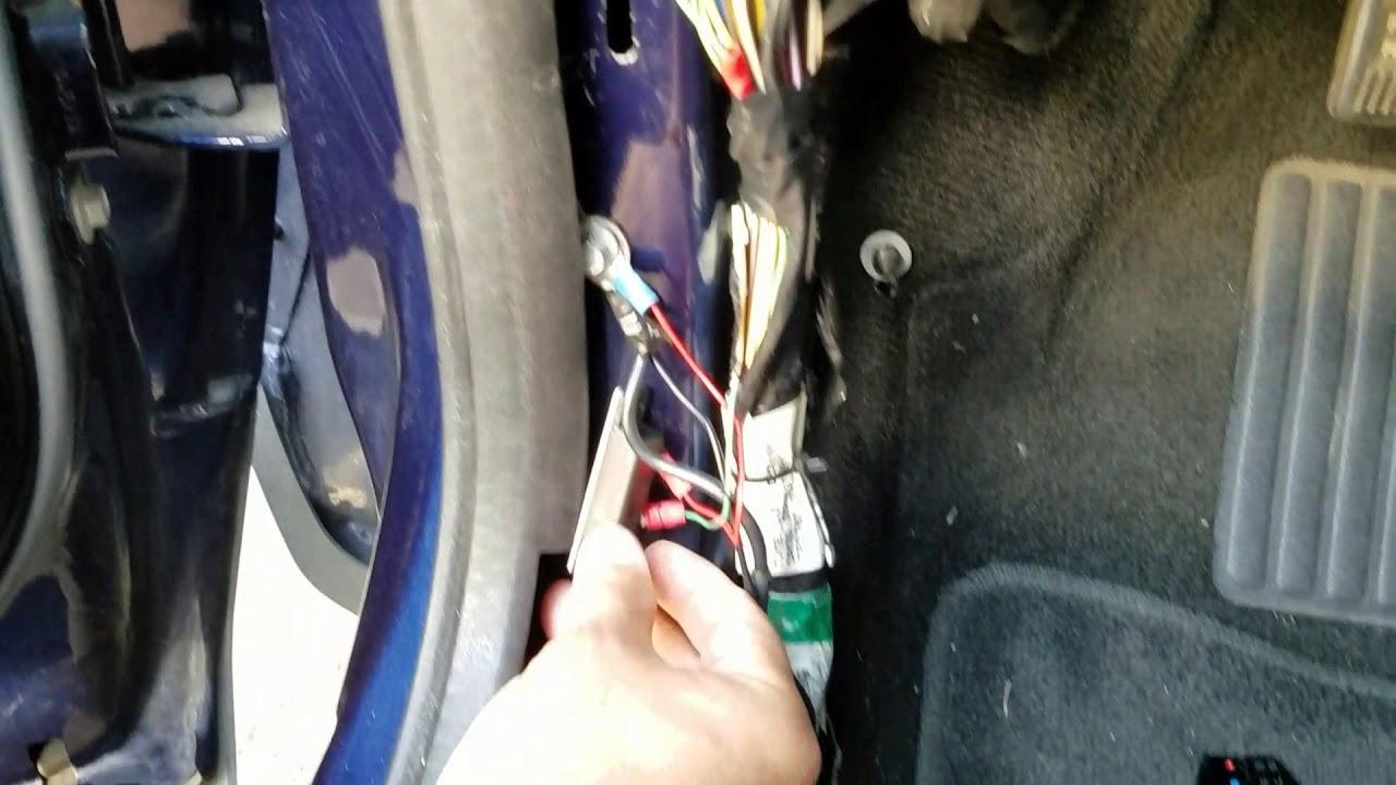 ford edge door ajar fix [ 1280 x 720 Pixel ]