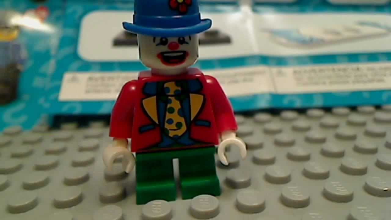 LEGO Minifigures Series 5 Small Clown Action Figure