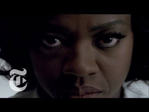 Viola Davis | Touch of Evil | The New York Times
