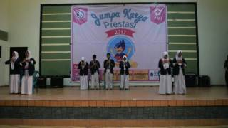 Drama Musikal JKP 2017 SMP 5 PONOROGO. Judul