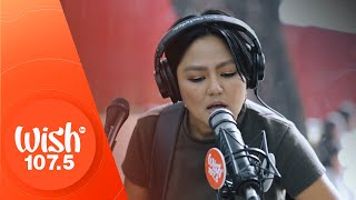 "Zsaris performs ""Kahapon"" LIVE on Wish 107.5 Bus"