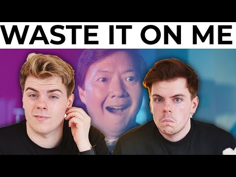 Reaction: Waste It On Me - Steve Aoki feat. BTS | Niki and Sammy
