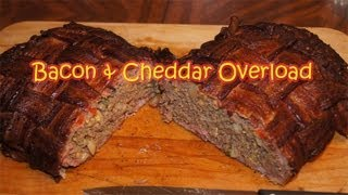 Bbq Bacon & Cheddar Meatloaf Recipe