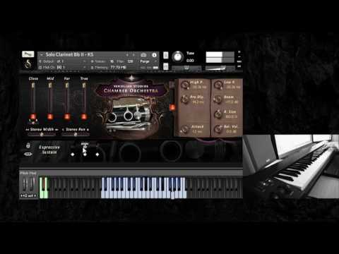 Versilian Studios Chamber Orchestra - Woodwinds: Single Reeds