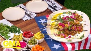 Chef Alison Roman shares summer recipes to beat the heat | GMA