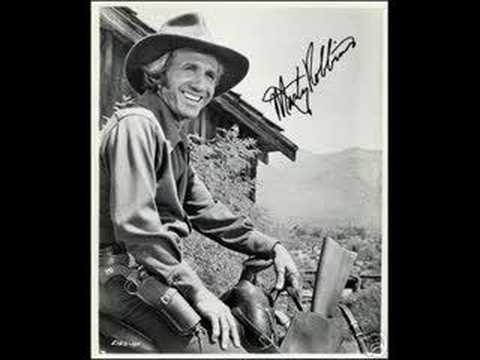 Marty Robbins Sings 'Ghost Riders In The Sky.'