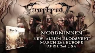 FINNTROLL - Mordminnen (OFFICIAL ALBUM TRACK)