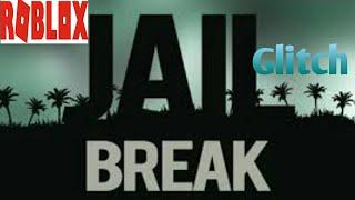 Roblox Jail Break Glitch-Xbox One