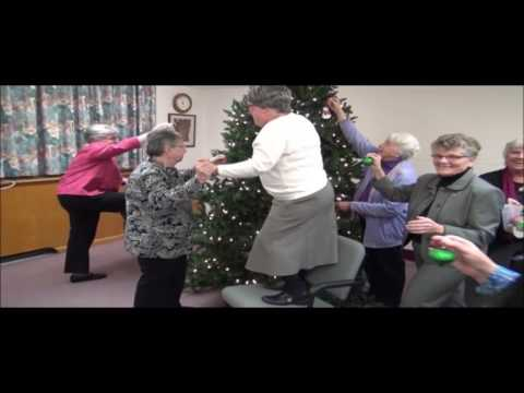 SSND Christmas Mannequin Challenge