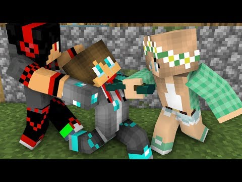 Diamond man life 29 - Minecraft animations