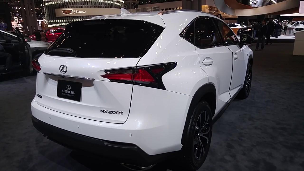 2017 Lexus Nx Turbo F Sport