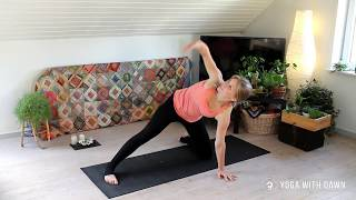 DAY 27- Quick Fix Yoga - Movement Brings Happiness