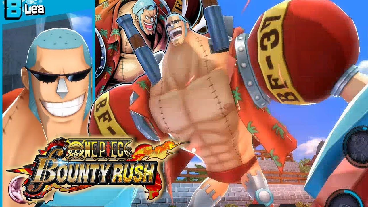 TIMESKIP FRANKY IS HERE! SUMMONS + SHOWCASE! // One Piece Bounty Rush - Android - YouTube