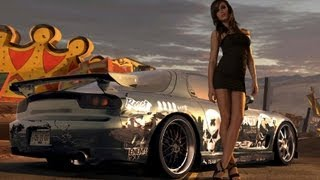 Need for Speed: Pro Street HD Gameplay (PC)
