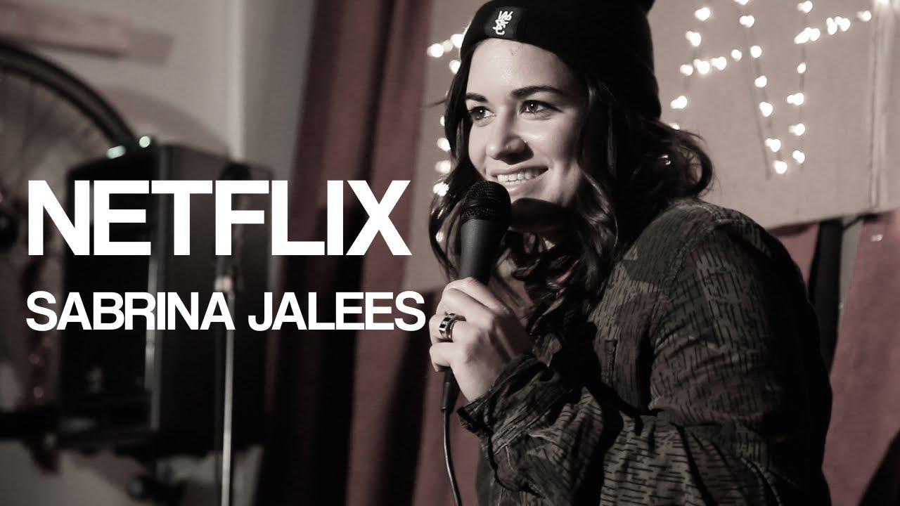 Watch Sabrina Jalees video