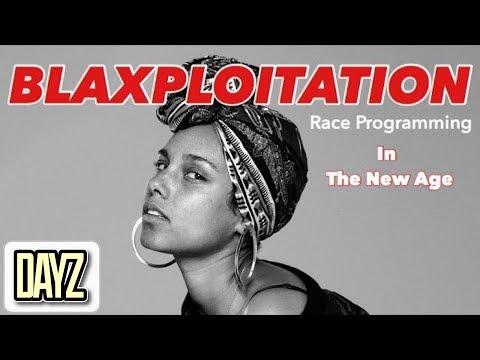 THE BLACK LIVES MATTER is Blaxploitation : Social Engineering