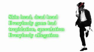 Michael Jackson They Don't Care About Us (Lyrics)