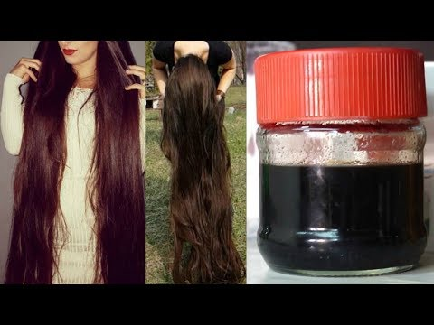 This is my Secret Hair Remedy To Make Hair Growth 4 Times Faster
