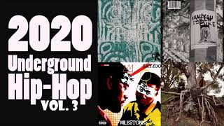 2020 Underground Hip Hop, Vol. 3   Best Of The Best