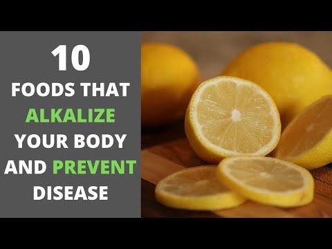10 Best Alkaline Foods You Should Include In Your Diet | Healthy Living Tips
