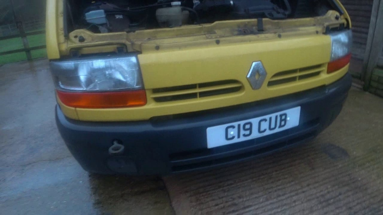 Renault master problem