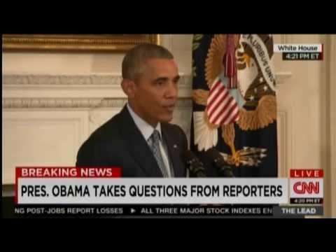 Obama reacts to Jeb Bush's 'stuff happens' quote on the Oregon massacre
