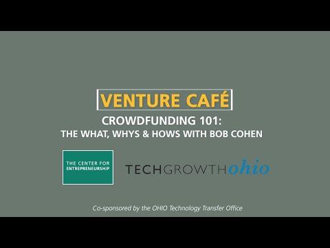 Venture Café: Crowdfunding 101