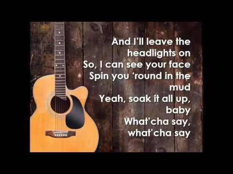 Luke Bryan - Out Like That Lyrics