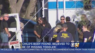 Mom Of Missing Girl In Court, As Officials Work To ID Body Found