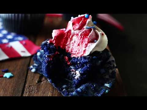 Easy 4th Of July Cupcakes Recipe