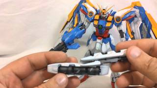 Gundam Review: MG Wing Gundam ver. Ka. pt02