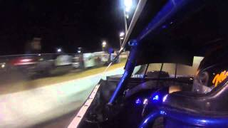 Nick Hoffman - Volusia Speedway Park (2/20/12) - Gator National Victory