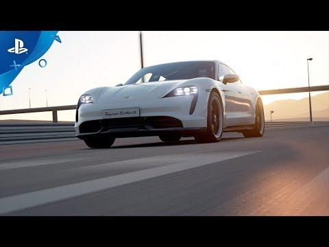 Gran Turismo Sport - Porsche Taycan Turbo S Teaser Trailer   PS4