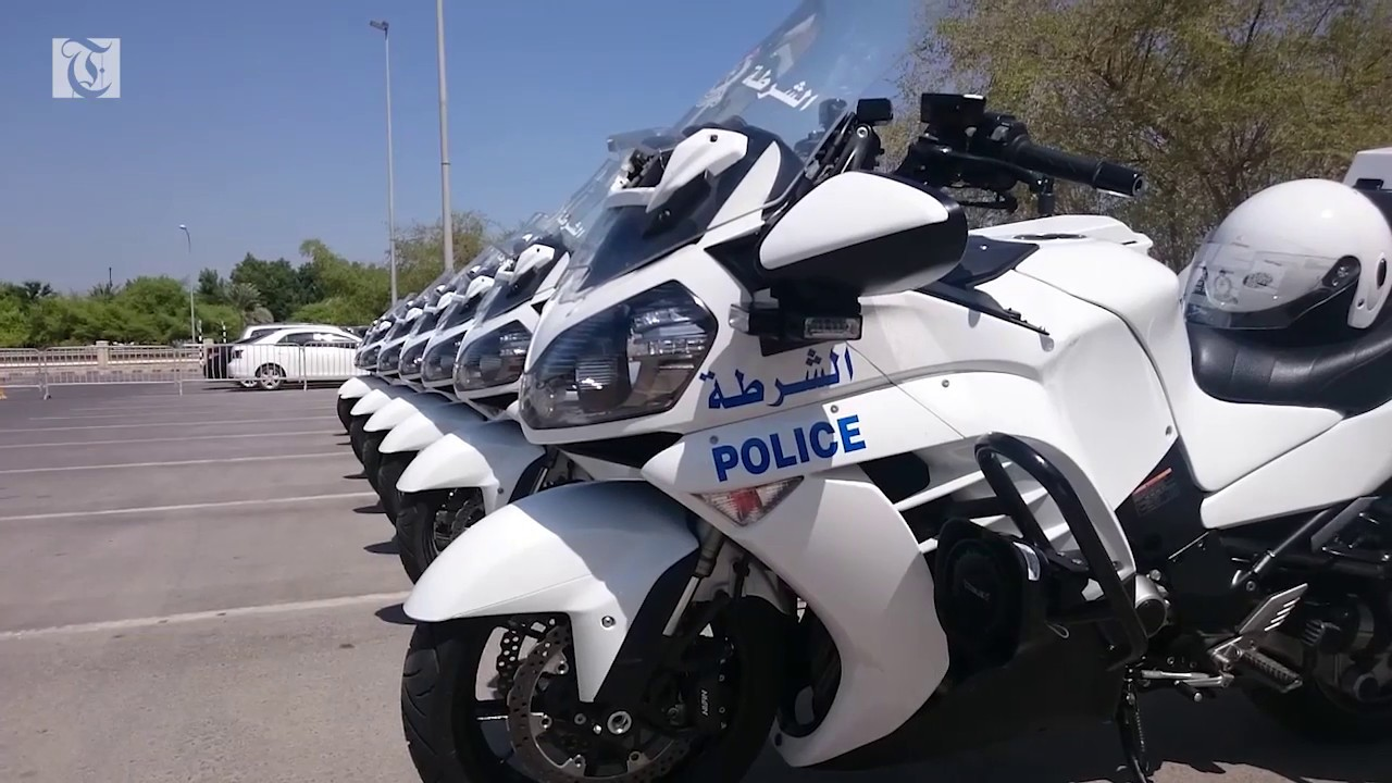 Royal Oman Police holds Traffic Safety Expo