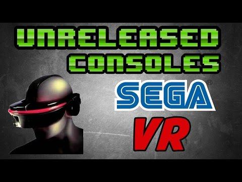 Unreleased Consoles | Sega VR