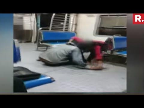 SHOCKING! Woman Molested, Beaten Up in Mumbai's Local Train