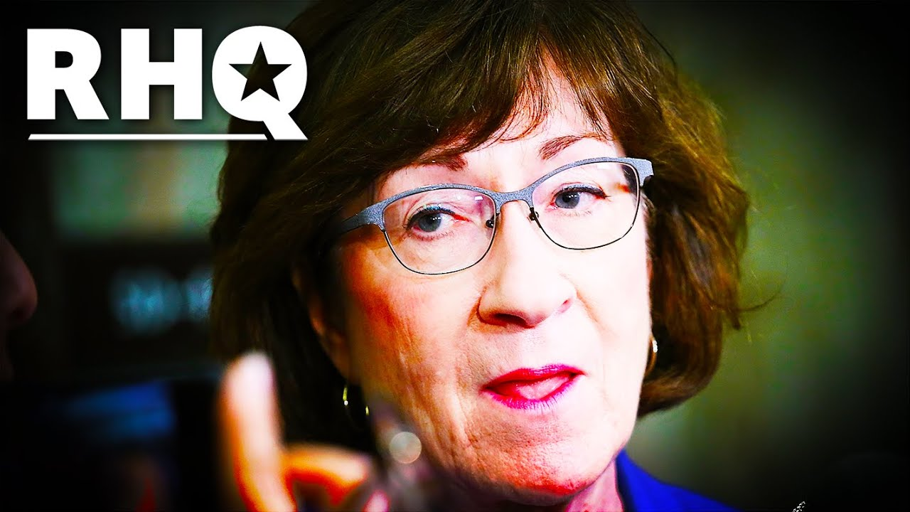 POLL: Susan Collins Is In Big Trouble