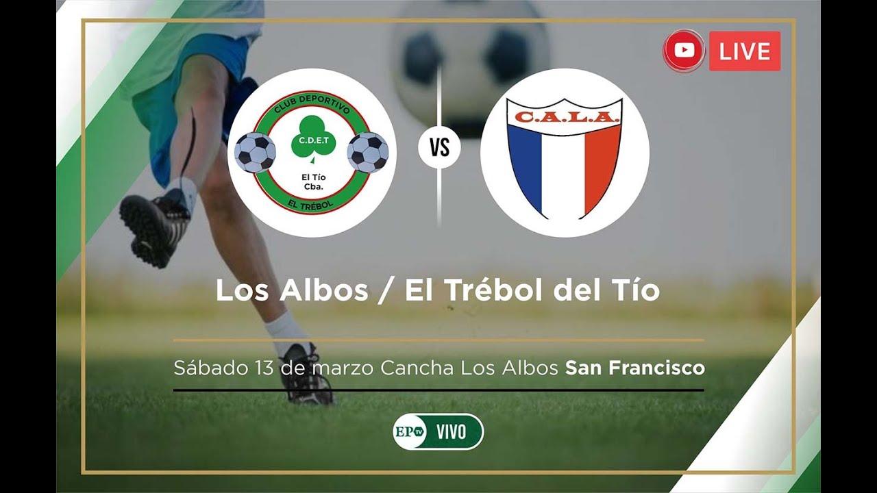 Los Albos vs. El Trébol - Liga de Baby Fútbol