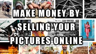 How to make money by selling your pictures on dreamstime