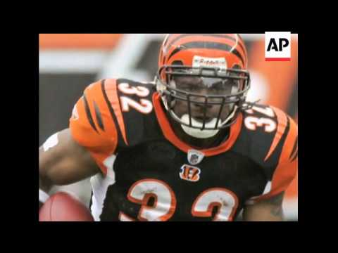 AFC North leader Cincinnati strengthened its roster Tuesday with the signing of veteran running back