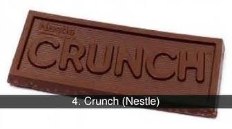 Die besten marken schokolade der welt