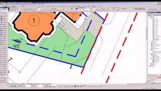 видео Схема организации земельного участка (2017)