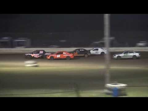 4 Cylinder Heat 2 Lafayette County Speedway 9/15/18