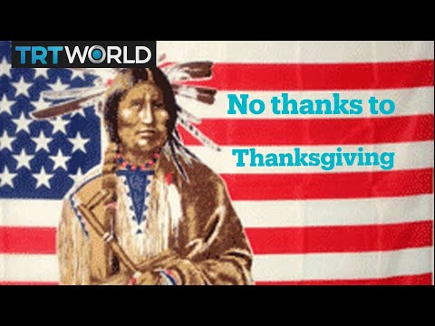 What does Thanksgiving mean to Native Americans?